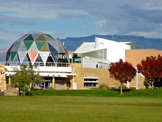 Explora Science Center and Children's Museum of Albuquerque.