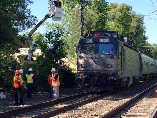 AP Amtrak Delays