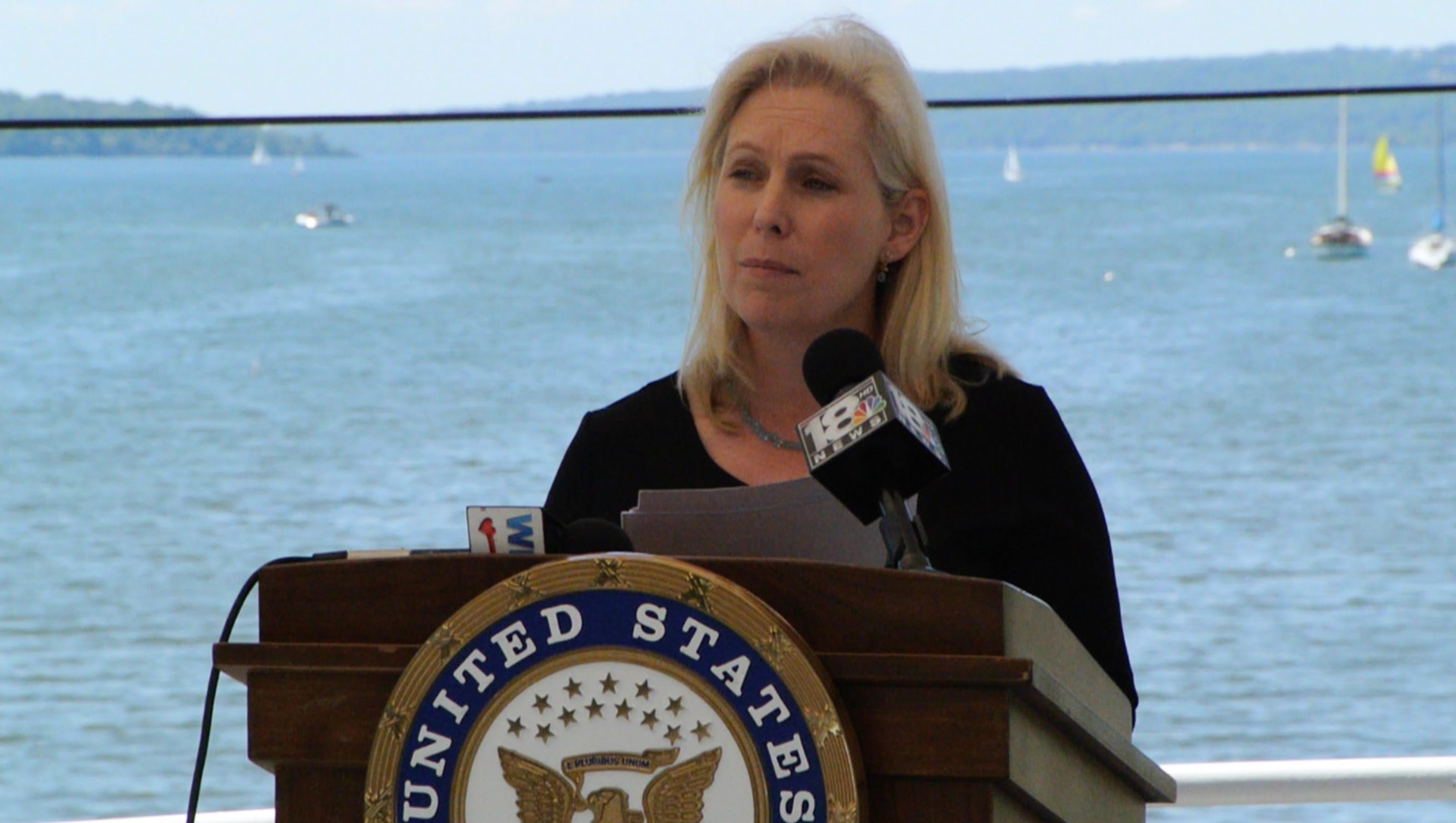 Gillibrand announces study of Finger Lakes as a National Heritage Area
