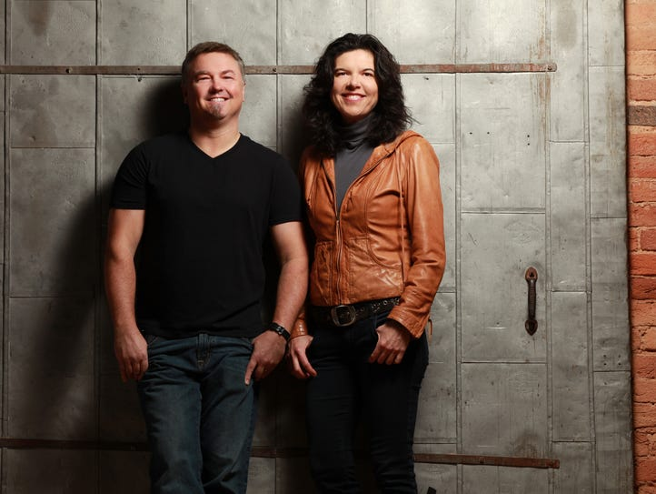 Edwin McCain and Maia Sharp will perform at Genevieve's