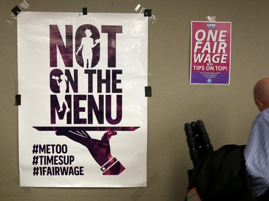 Sexual Misconduct Tipped Workers