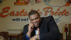 Paterson Eastside High School Principal Zatiti Moody