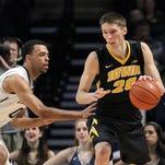 Photos: Iowa at Penn State