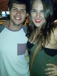 Zac Easter and his longtime girlfriend Ali Epperson