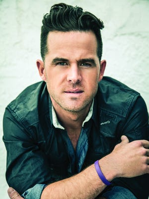 """The Missouri born David Nail has three albums to his credit and has a fourth, """"Fighter,"""" scheduled for release this summer."""