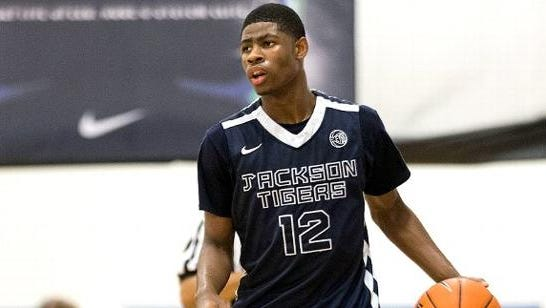 Malik Newman uses the summer EYBL circuit to prove he's still the nation's top player.