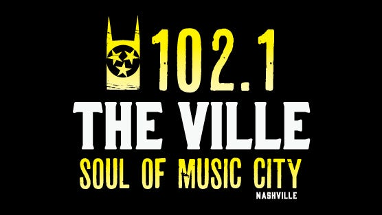 Nashville R&B/soul radio station '102.1 The Ville' launched in May of 2017.