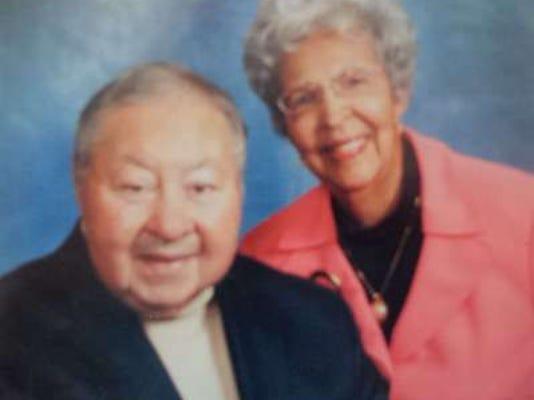 Anniversaries: William Hart & Mildred Hart