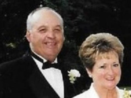 Anniversaries: Mary Gamble & Ron Gamble