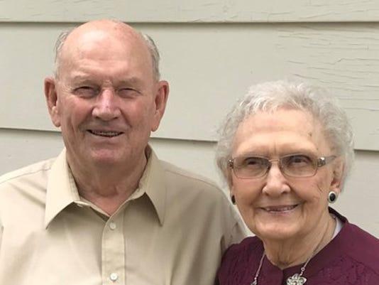 Anniversaries: Vincent Madsen & Dolores Madsen