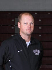 Greg Woodard John Glenn Coach