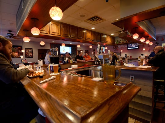 Bucks Bar & Grill in Lexington has been a local favorite for many years.