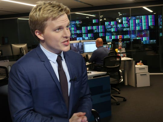 Ronan Farrow, a contributing writer for the New Yorker,