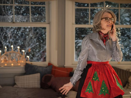"""Diane Keaton in """"Love the Coopers."""""""