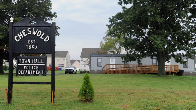 Seniors who moved near the 1,400-person town of Cheswold for comfortable retirement living say they're worried a change in zoning could negatively impact their property values and quiet, country lifestyle.