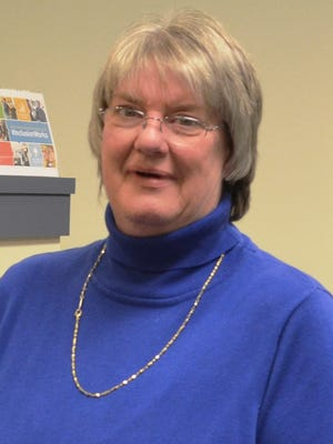 Sandy Fandrich, Family Development Coordinator at Community Support Services of Ottawa County.