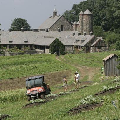 A proposed land swap would preserve an open meadow