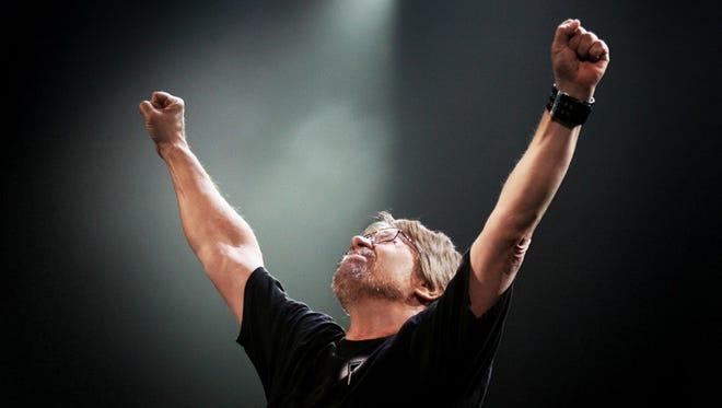 Bob Seger will perform Sept. 2 at Klipsch Music Center.
