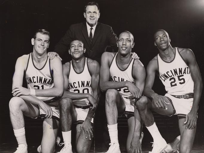 This ranking of UC's Top 50 basketball players was done by UC beat reporter Bill Koch, who has covered the program for all but two years since the 1986-87 season, as either the beat reporter or a columnist. Enquirer reporter Tom Groeschen and Hep Cronin, father of UC basketball coach Mick Cronin, provided input.   Update: This list, which was created in 2011, is now updated to include the past two UC basketball seasons. - Bill Koch