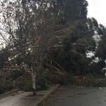 Wind storm slams into Salinas, causes significant damage