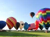 Festival of Ballooning Ticket Giveaway!