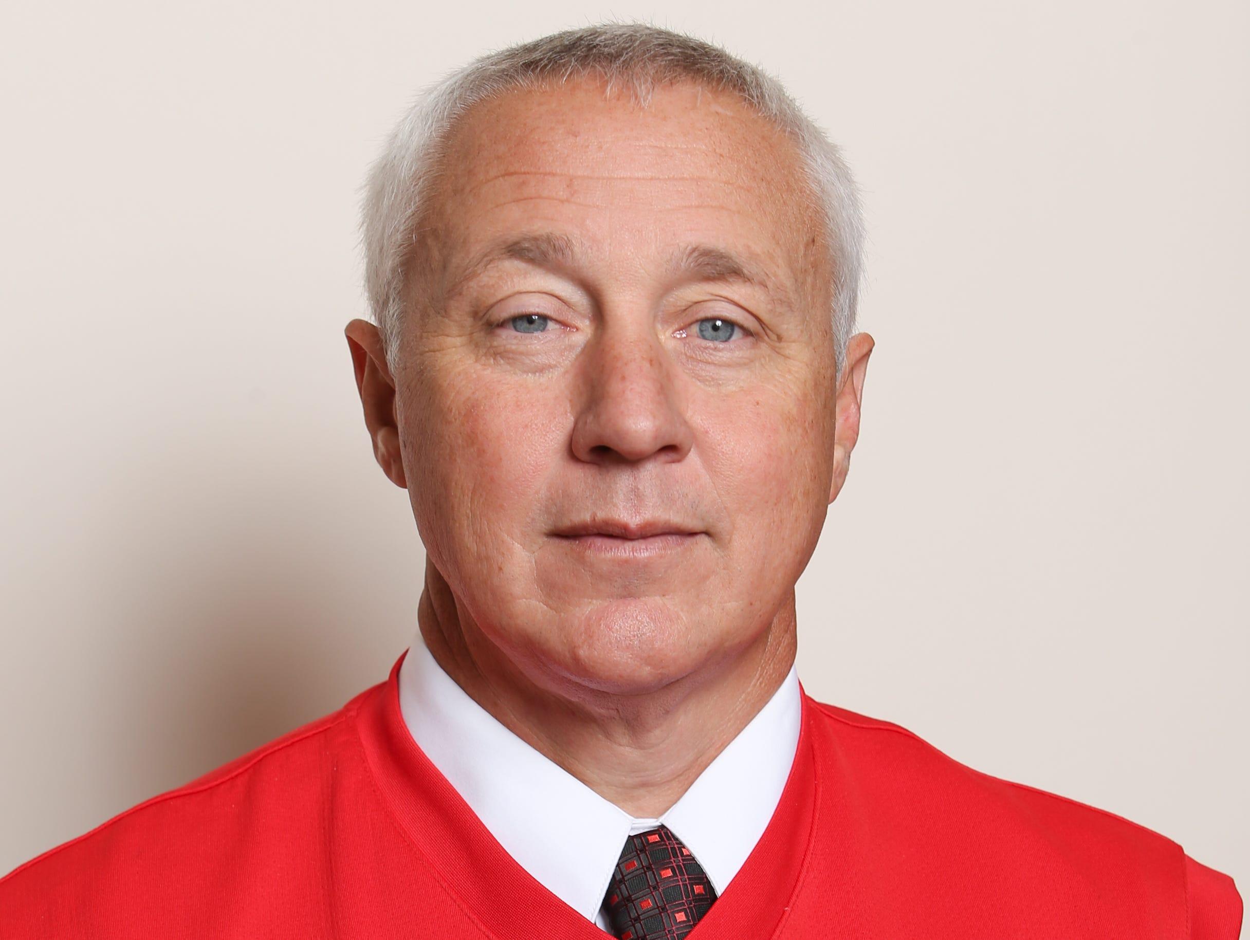 Petal coach Marcus Boyles