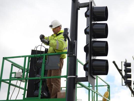 GPG Monroe Avenue_Traffic Lights