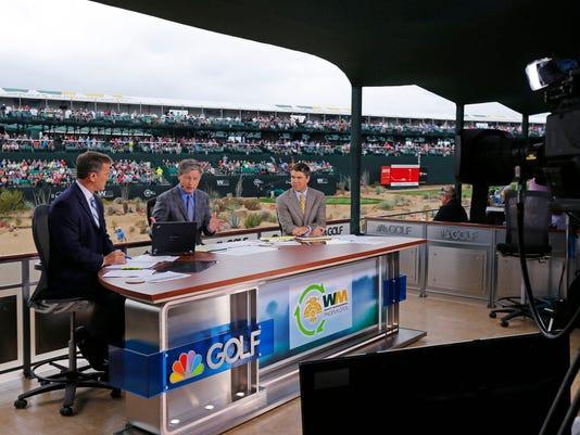 PGA: Waste Management Phoenix Open-First Round