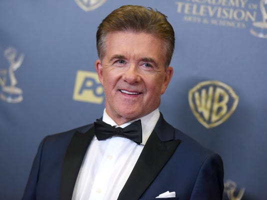 AP ALAN THICKE FUNERAL A FILE ENT USA CA