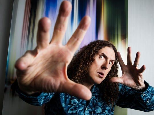 """Weird Al"" Yankovic plays the Orpheum on Thursday as part of his ""Strings Attached"" tour."