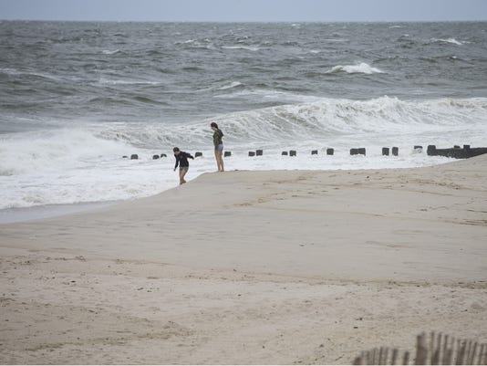Photo On The Beach In Bay Head