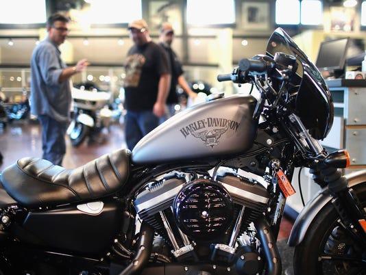 U.S. motorcycles