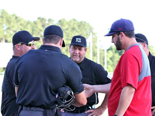The Acadiana Cane Cutters take on the Texas Marshals
