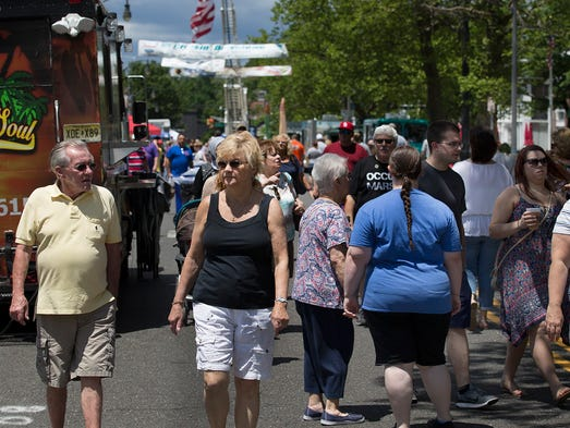 Toms River Food Truck Festival May