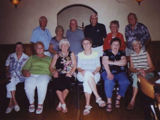 1949 Sheboygan Falls class reunion