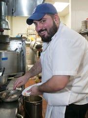 Executive Chef Salvatore Capobianco leads the kitchen at Cornerstone Kitchen & Tap in Jackson.