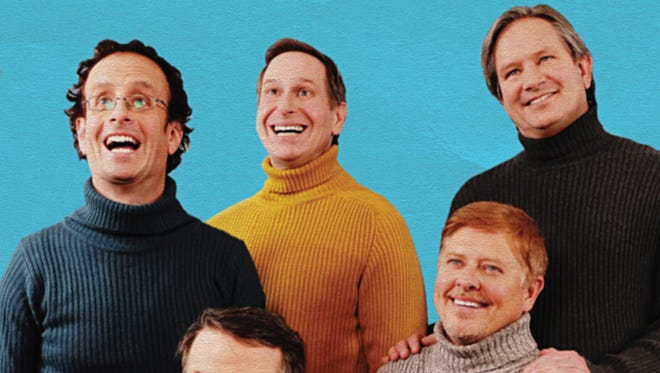 The original members of Kids in the Hall  will play Celebrity Theatre on Thursday, June 4.