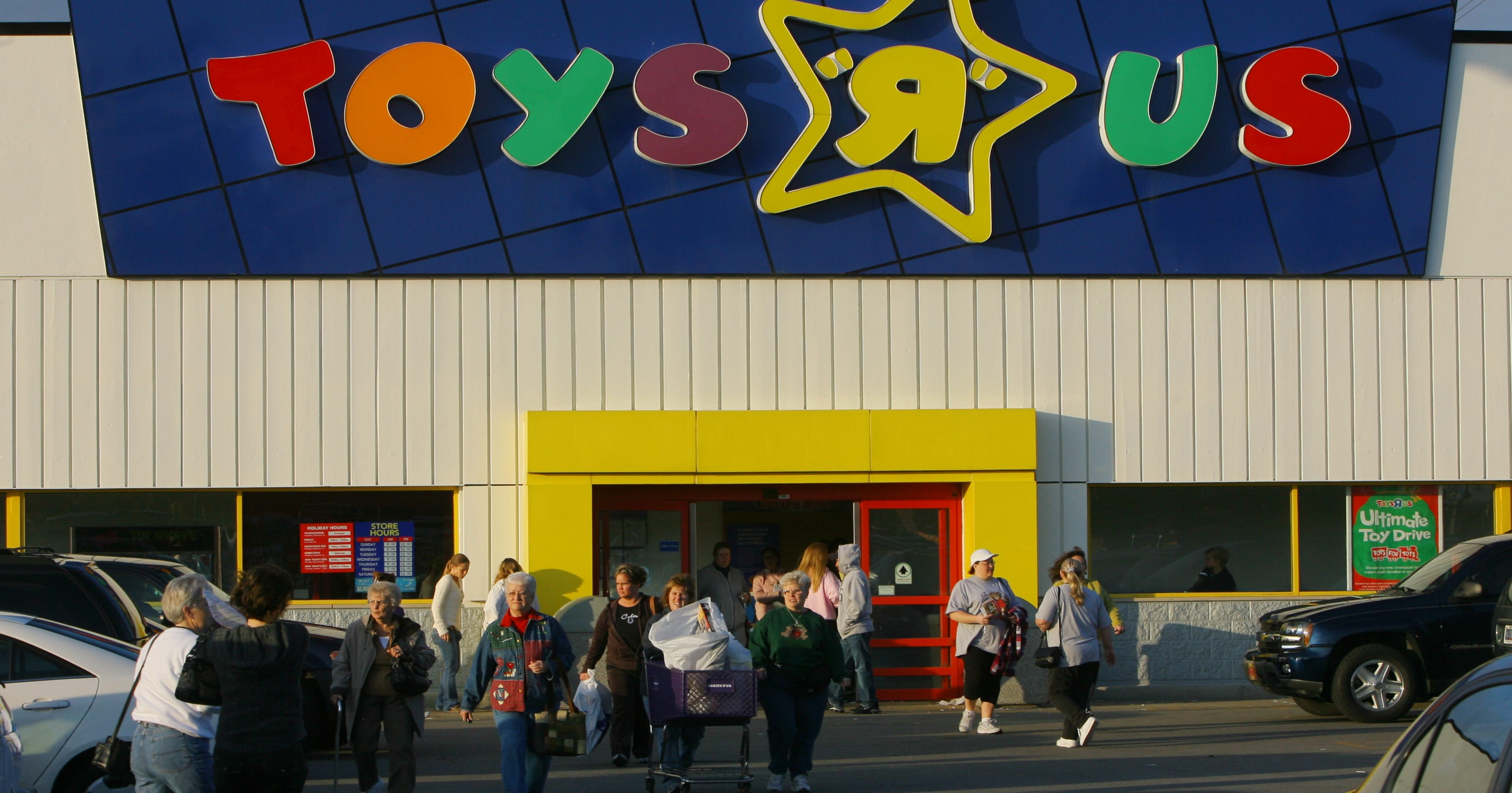 Toys R Us Shuts Down Website Posts Thank You Note To Shoppers