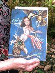 FSU artist Carrie Ann Baade did the cover art for Barbara