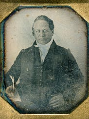 Alexander Twilight was headmaster of Orleans County