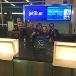 Take-out at your airport gate? Start-ups look to deliver