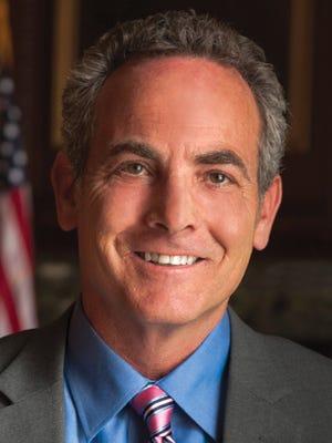 State Sen. Jon Erpenbach,  (D - Middleton) spoke at Legislative hearing on Foxconn incentives package.