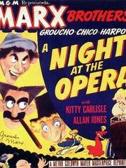 """A Night at the Opera"""