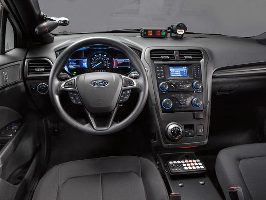 2018 ford interceptor suv. contemporary 2018 the 2018 ford police responder hybrid sedan inside ford interceptor suv f