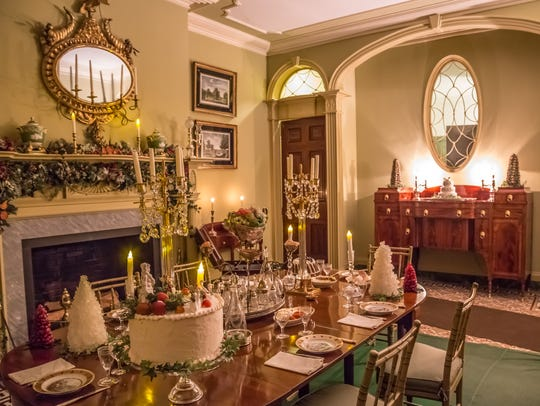 Kickoff the holiday season with a trip to the historic