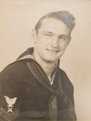 Lonnie Cook of Oklahoma was getting ready for shore leave when the USS Arizona was attacked.