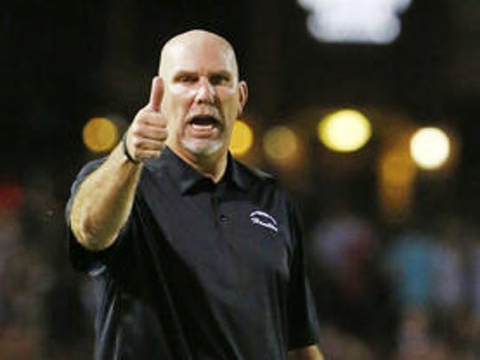 Steve Belles won five state championships in  his first seven seasons at Chandler Hamilton.