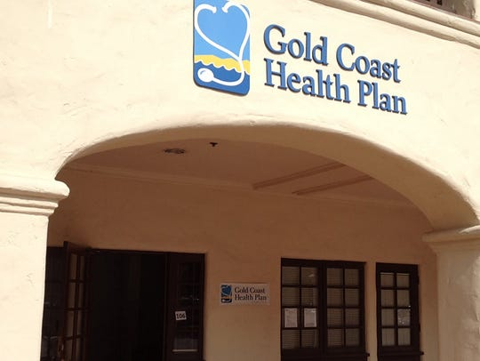 Leaders of the Gold Coast Health Plan say the plan was named most improved by the California Department of Health Care Services.