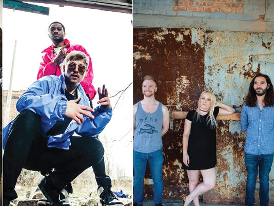 Bands to Watch Summerfest Firsts 2.0