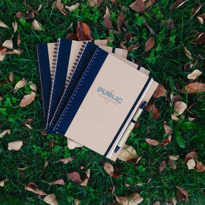 In this journal, everyone gets to write